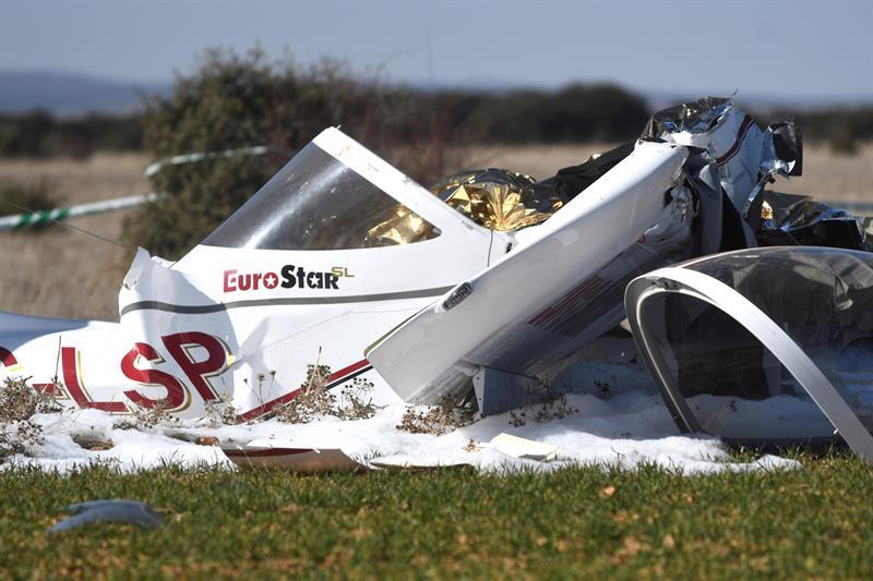 Two die in light aircraft crash near to Segovia - PowerON FM